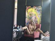 Charissa Thompson Masturbates